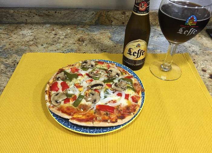 Pizza de la Huerta