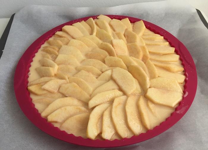 Golosa Tarta de Manzana